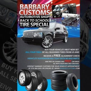 Tire Flyer